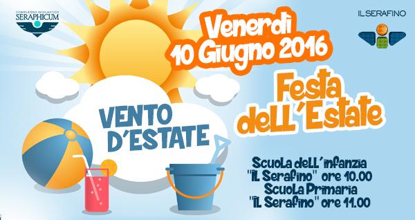 Festa Estate 2016 banner